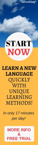 Learn a new language widget